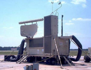 AN/MPN-14 Mobile Radar - RF Cafe