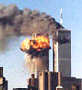 Islamic terrorist attack on the twin towers, September 11, 2001 - RF Cafe