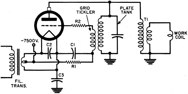 Rf Induction Heating  May 1959 Electronics World